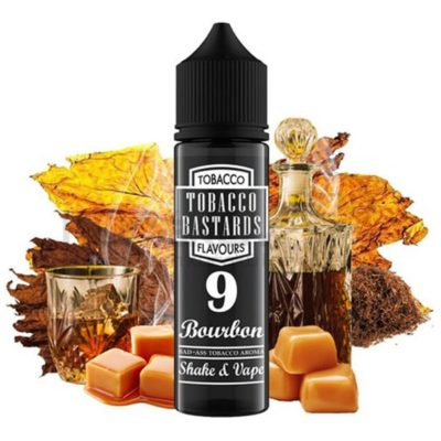 Tobacco Bastards – Bourbon (no.9)-min